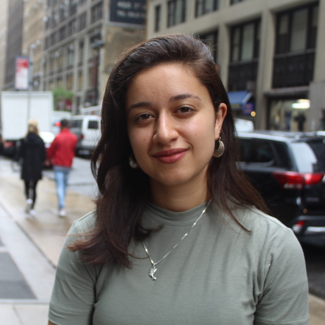 Basma Eid, Programs Coordinator
