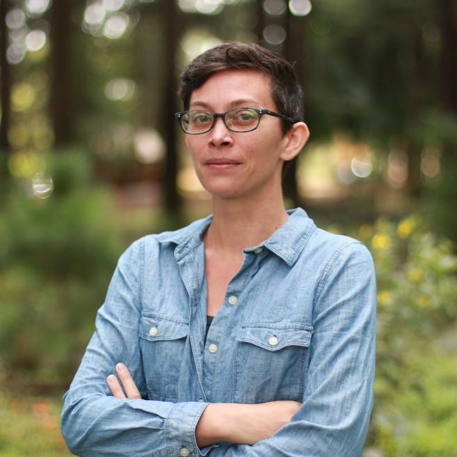 Amanda Aguilar Shank, Deputy Director