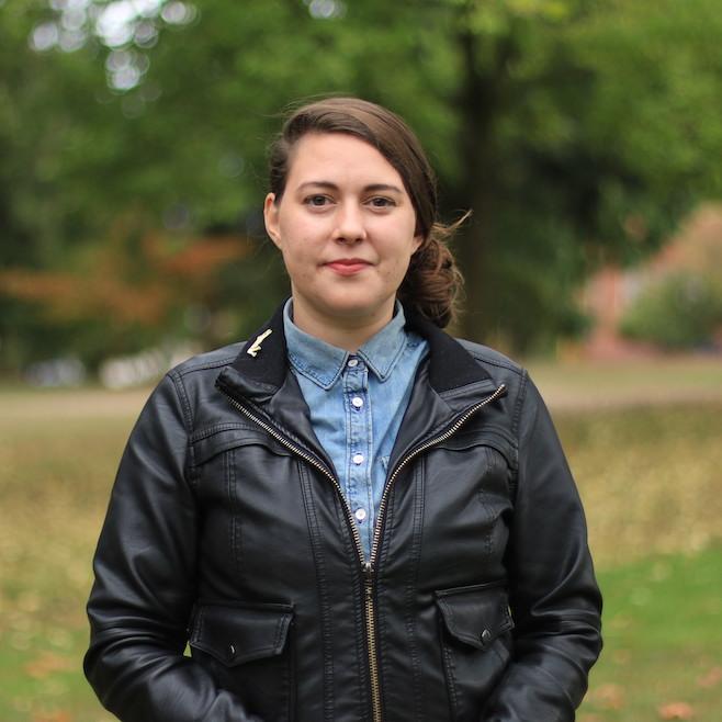 Lauren Ressler, Development Coordinator